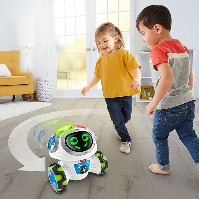 Boost Cognitive Skills with The Best Robot Toys For 4-Year Olds