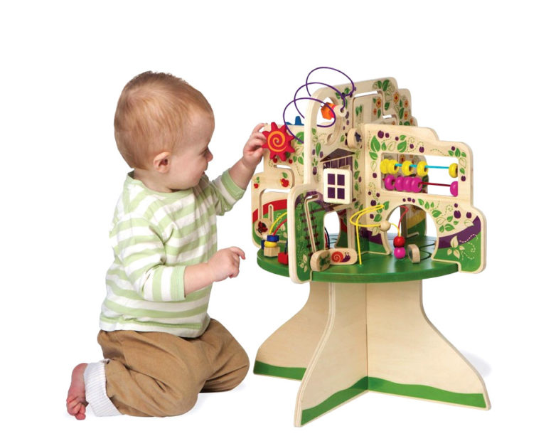 activity table for 1 year old