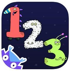little digits – educational app