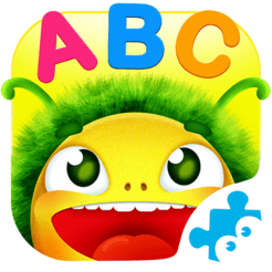 yum yum letters educational apps for 3-5 year old